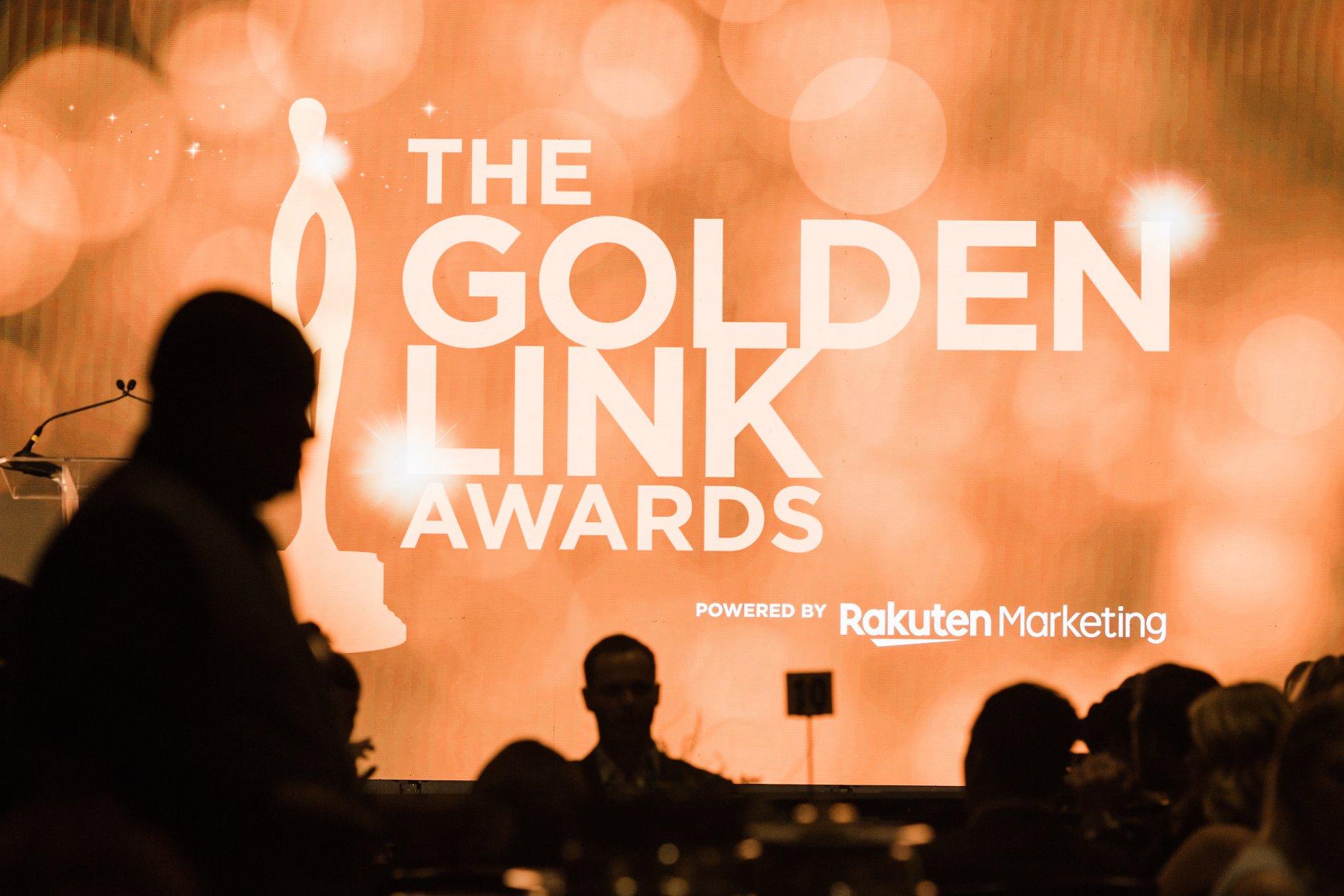 Golden Link Awards Identity